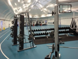 Canadian Oilsands Fitness Centre Design & Management
