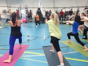 Canadian Oilsands Fitness & Wellness Program